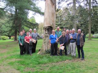 FoTF Lynford Arboretum Group (2014)